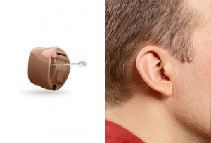 CIC invisible hearing aid Liverpool NSW