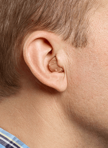 ITC in-ear hearing devices Campbelltown Sydney Audiology