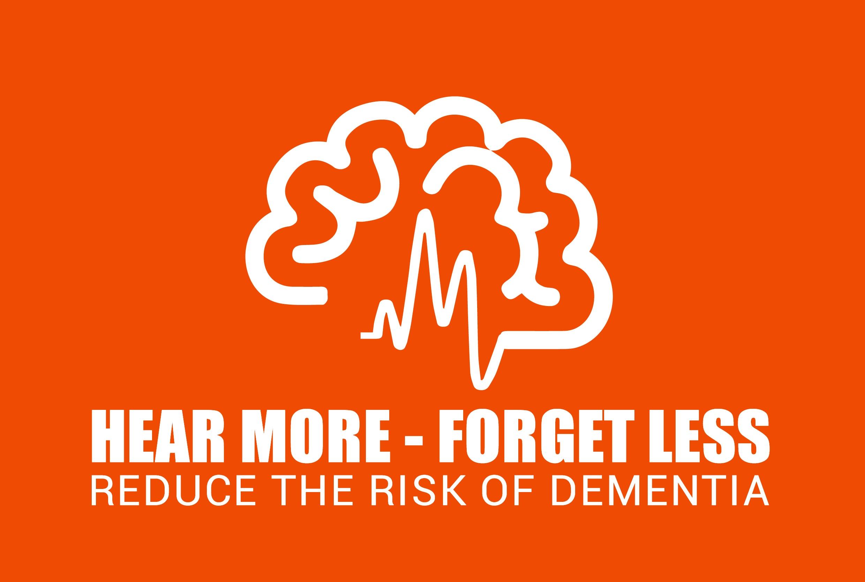 link dementia deafness hearing problesm